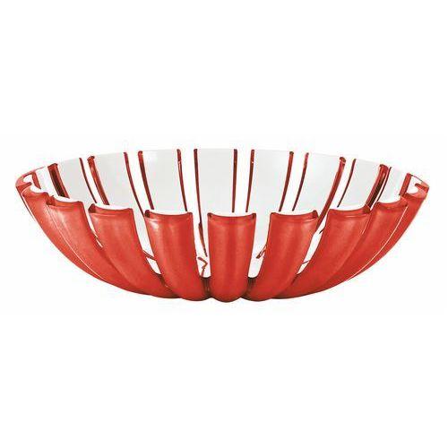 Guzzini Kosz na pieczywo grace czerwony