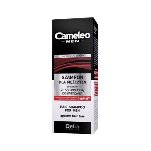 Delia 150ml cameleo men szampon dla mężczyzn do włosów ze skłonnością do wypadania