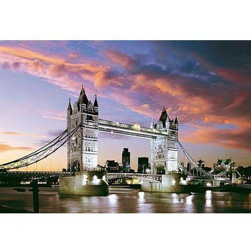 Puzzle 1000 elementów. Tower Bridge Londyn (C-101122-1)