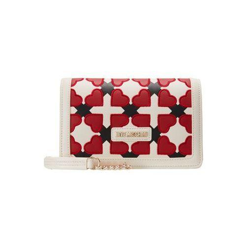 Love Moschino VALENTINES CROSSBODY SQUARE Torba na ramię fantasy colour (8050537053866)