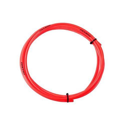 Accent 610-22-433_acc pancerz hamulcowy 5 mm - 3 metry czerwony