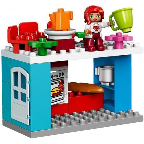 Lego DUPLO Dom rodzinny 10835. Najniższe ceny, najlepsze promocje w sklepach, opinie.