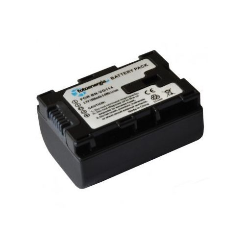 Fotoenergia Akumulator bn-vg114 do jvc gz-hd500 gz-hd620 gz-hd620-b, kategoria: akumulatory dedykowane