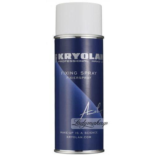 - fixer spray - utrwalacz makijażu - art. 2290 marki Kryolan