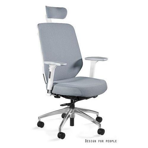 Unique Fotel hero biały tkanina, negocjuj cenę, nowość!