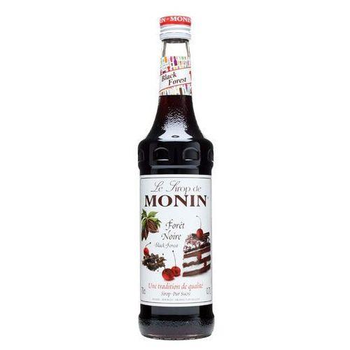 Monin Syrop ciasto black forest 700ml (3052911101281)