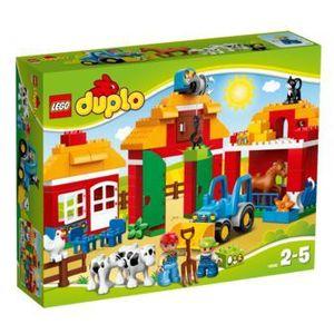 Lego DUPLO Duża farma 10525