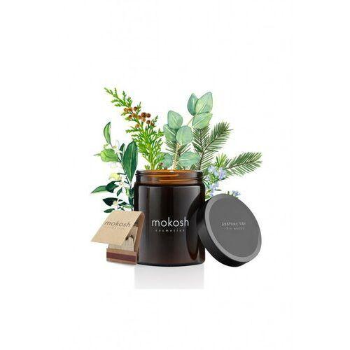 Roślinna świeca sojowa MOKOSH 9340D2