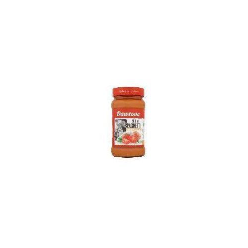 Dawtona Sos spaghetti pomidorowo śmietanowy 500 g