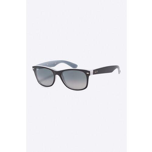 - okulary new wayfarer marki Ray-ban