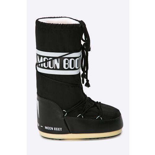 - śniegowce marki Moon boot