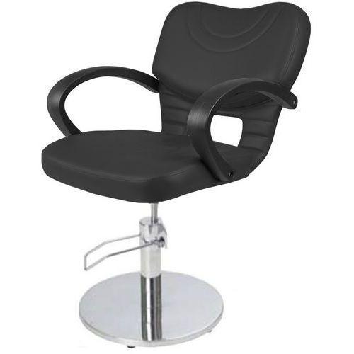 betty xc fotel fryzjerski czarny skaj 111, dostępny w 48h marki Panda