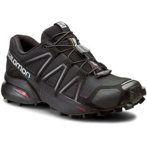 Buty - speedcross 4 w 383097 20 v0 black/black/black metallic, Salomon, 36-40