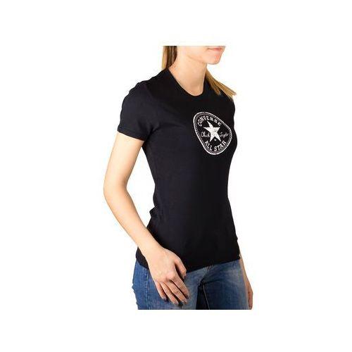 T-Shirt Converse New Pap CONVERSE-001 - Czarny (2242960255368)