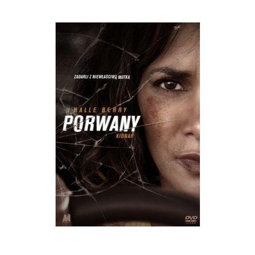 Porwany (DVD) + Książka (9788365736482)
