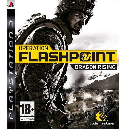 Operation Flashpoint Dragon Rising (PS3)