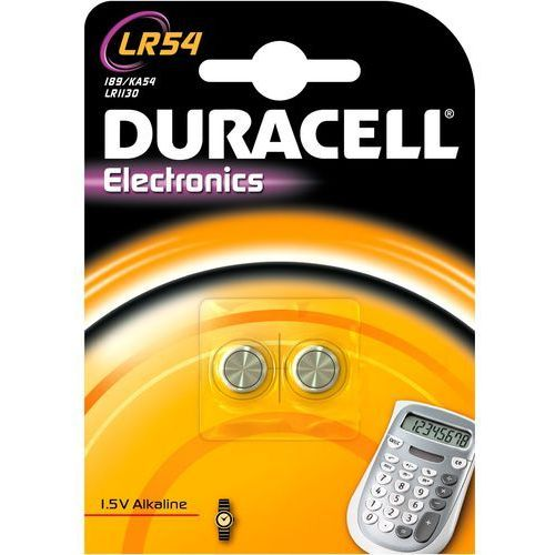 lr54 (b2) marki Duracell