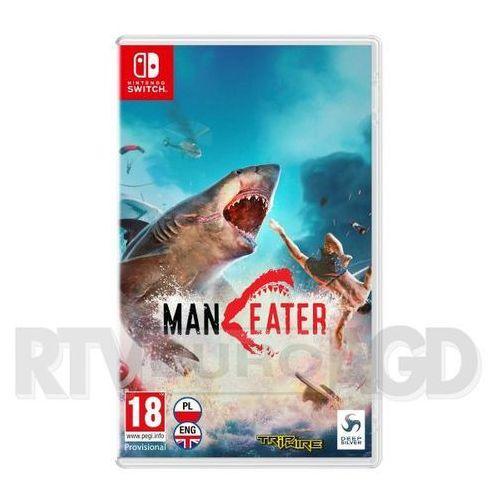 Maneater Nintendo Switch