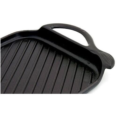Grill żeliwny do steków chasseur czarny (3279-01)