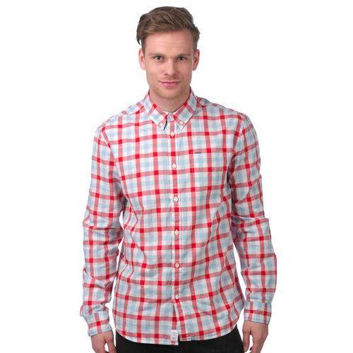 Pepe Jeans koszula męska Bird M czerwony, PM302891-244