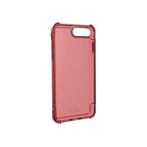 Uag plyo apple iphone 6s/7/8 plus przezroczysty czerwony >> promocje - neoraty - szybka wysyłka - darmowy transport od 99 zł!