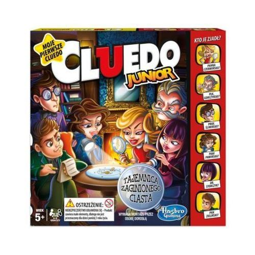 Gra Cluedo Junior (5010993407873)