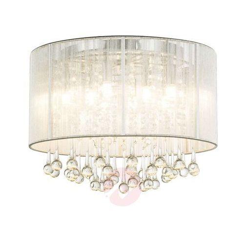 GLOBO 15094D SIERRA Lampa sufitowa 8xG9 LED 3W, kolor Srebrny