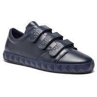 Emporio armani Sneakersy - x4x255 xl695 d604 night/royal