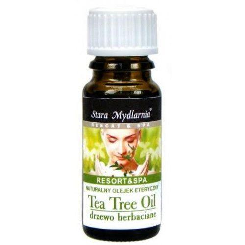 Naturalny olejek eteryczny 12 ml - drzewo herbaciane marki Stara mydlarnia