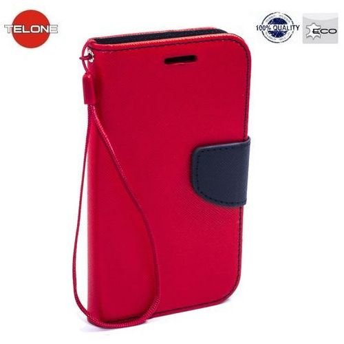 Futerał fancy lg k7 x210 czerwony marki Toptel