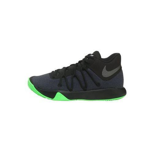 Nike Performance KD TREY 5 V Obuwie do koszykówki black/blackrage green, 897638