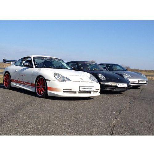 Jazda za kierownicą Porsche 911 GT 3 (997) – Tor Biała Podlaska
