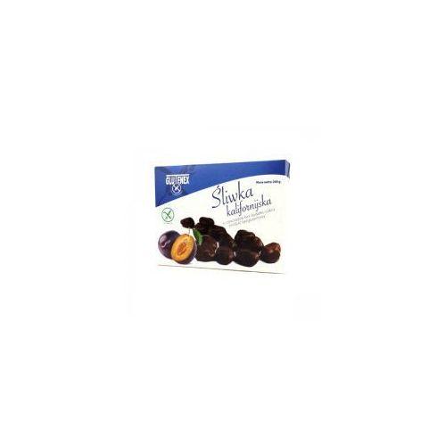 Śliwki w czekoladzie bez cukru 200g