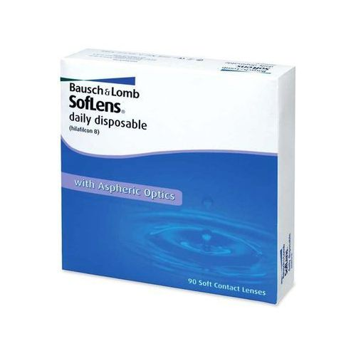 Bausch & lomb Soflens daily disposable (90 soczewek)