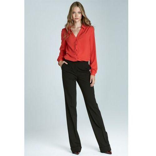 Spodnie damskie model sd21 1102 black marki Nife