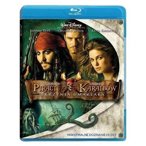 Piraci z Karaibów: Skrzynia umarlaka Pirates of the Caribbean: Dead Man's Chest z kategorii Filmy science fiction i fantasy