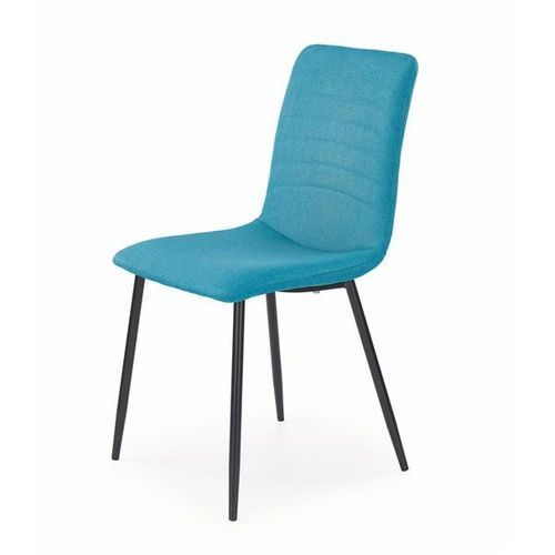Krzesło HALMAR K251 - LOFT - turkus, Halmar