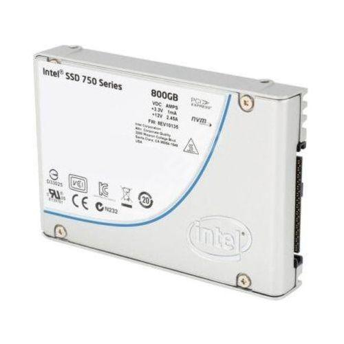 """INTEL 750 SSD MLC 800GB 2,5"""" PCIeSSDPE2MW800G4X1 SSDPE2MW800G4X1 944779 - odbiór w 2000 punktach - Salony, Paczkomaty, Stacje Orlen"""