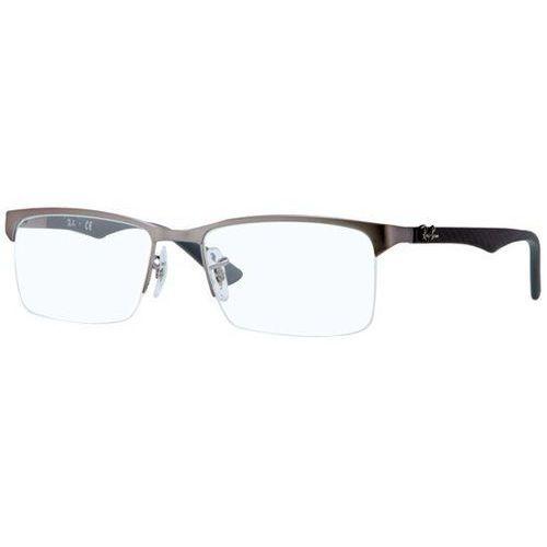 OKULARY KOREKCYJNE RAY-BAN RX 8411 2714 56 z kategorii Okulary korekcyjne