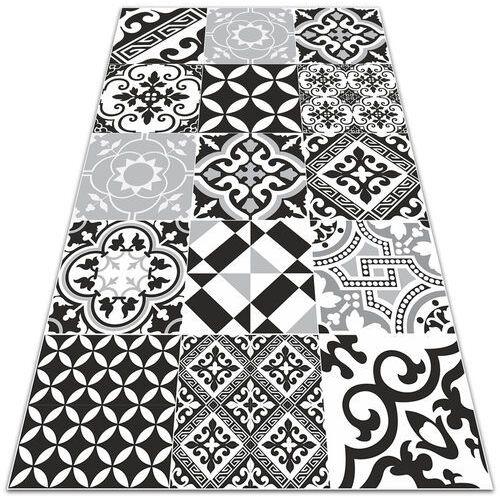 Modny uniwersalny dywan winylowy Modny uniwersalny dywan winylowy Zwariowane wzory