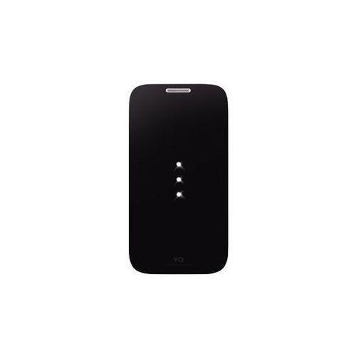 Pokrowiec WHITE DIAMONDS Booklet do Galaxy S4 Czarny, kolor czarny