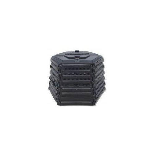 Ekobat Ekokompostownik termo xl-1400 czarny darmowy transport (5907799071189)