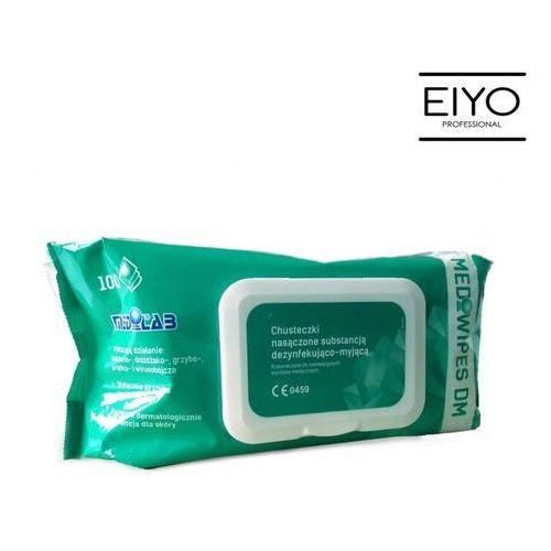 Chusteczki do dezynfekcji mediwipes dm - 100 szt marki Medilab