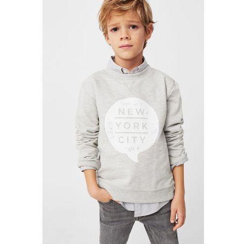 - bluza fenchy dziecięca 104-164 cm, marki Mango kids