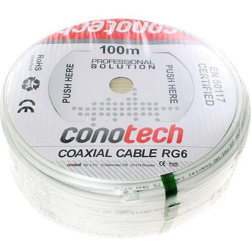 Kabel koncentryczny NS113TRI HQ 100mb, NS113TRI