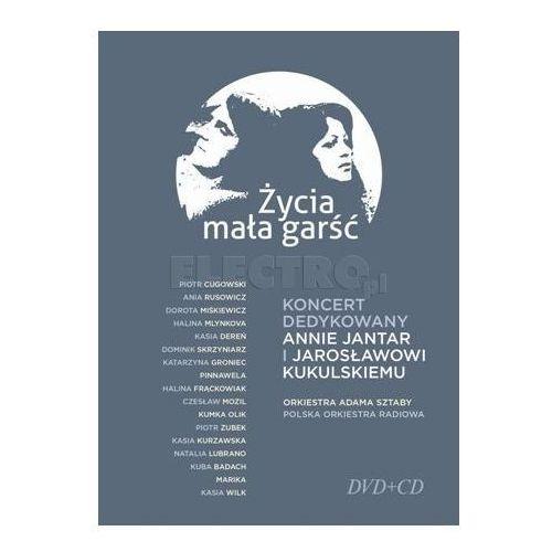 Emi Życia mała garść. koncert dedykowany annie jantar i jarosławowi kukulskiemu [dvd+cd] (5099973536291)