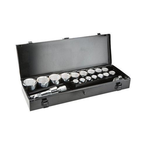 Zestaw kluczy nasadowych 38D296 TOPEX (5902062041784)