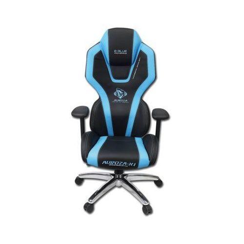 Fotel E-BLUE Auroza 305 X1 E-Sport Czarno-niebieski (6921607104813)