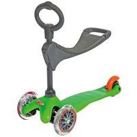 Hulajnoga, jeździk MINI MICRO BABY 3w1 /zielona/ (hulajnoga) od VITA
