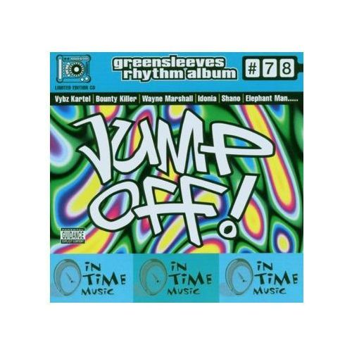 Różni wykonawcy - jump off ! -  rhythm album #78, marki Greensleeves
